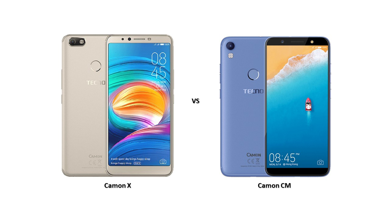 Specs Comparisontecno Camon X Vs Camon Cm Tecno Mobile Community Official Forum