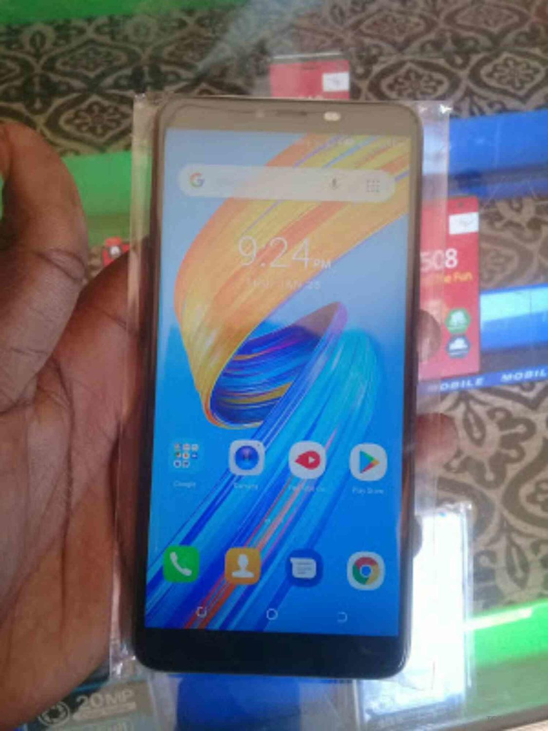 TECNO SPARK 2 KA7 FACTORY SIGNED FIRMWARE FLASH FILE - TECNO MOBILE