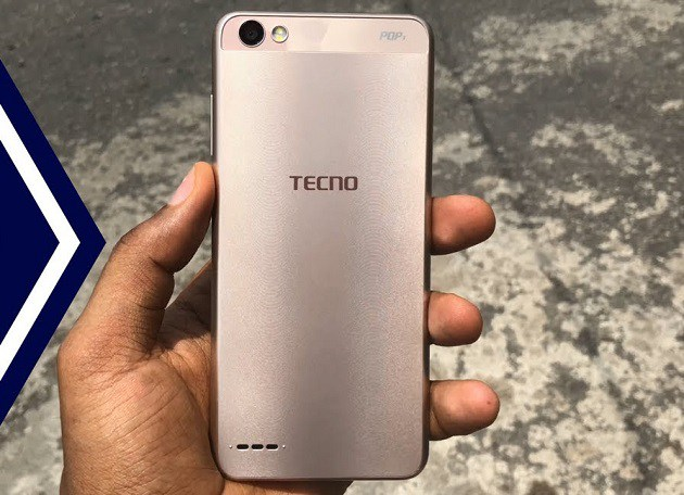 Tecno Pop 1 Pro (F3 Pro):Great budget phone with enough storage