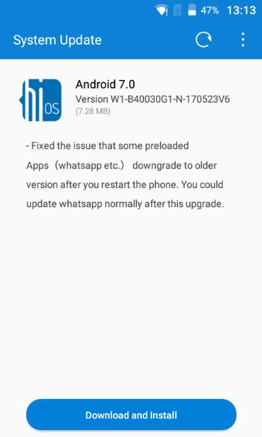W1 Preloaded Apps Downgrade Problem solution - TECNO MOBILE