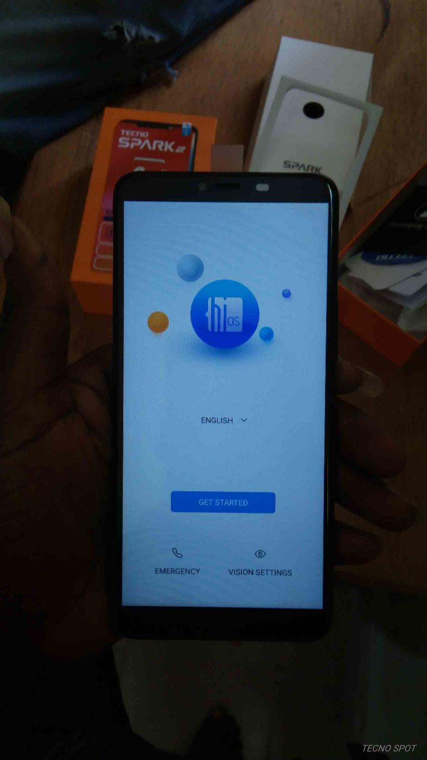 TECNO SPARK 2 UNBOXING AND FIRST IMPRESSION  - TECNO MOBILE
