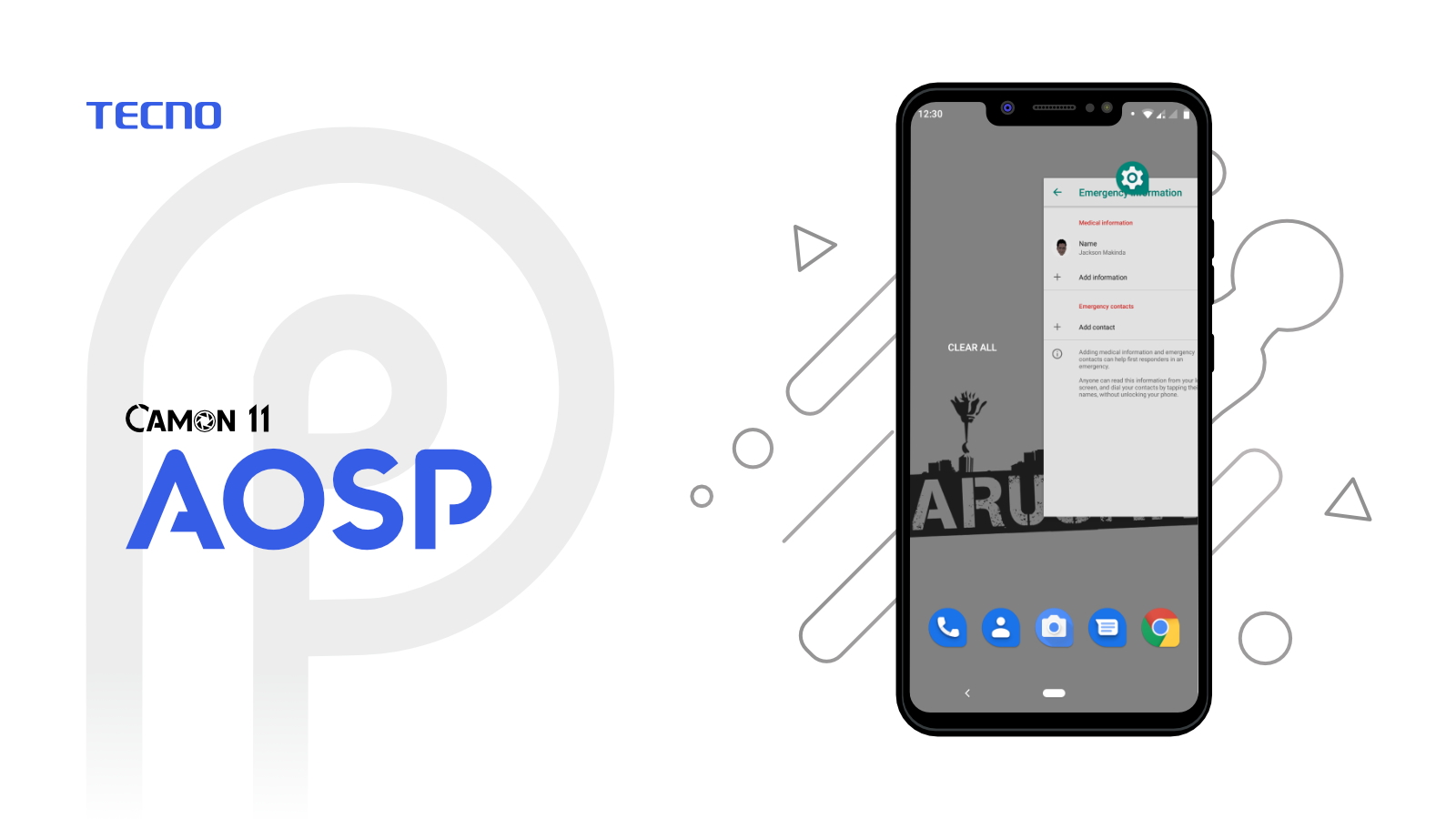 AOSP Android 9 0 Pie on CAMON 11 - TECNO MOBILE COMMUNITY