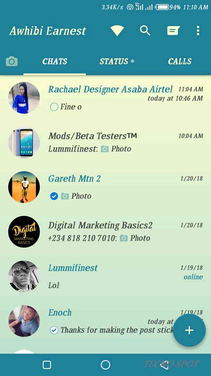 How to change my theme - TECNO MOBILE COMMUNITY OFFICIAL FORUM