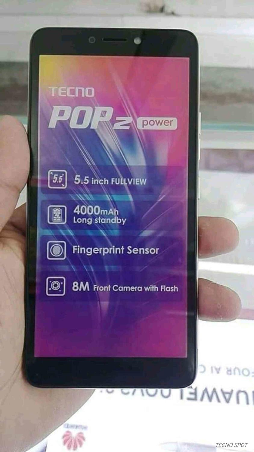 Tecno pop 2 Power The Power House - TECNO MOBILE COMMUNITY