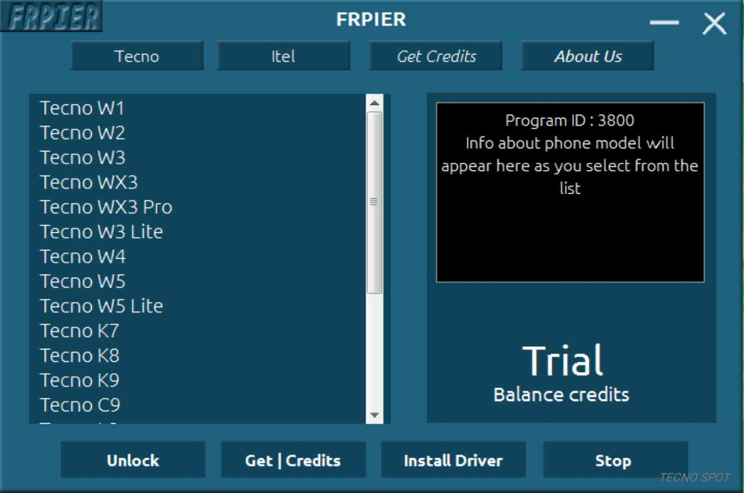 FRPIER TOOL FROM MICROFENSHO | TEAM THE TOOL THAT GETS RID OF FRP