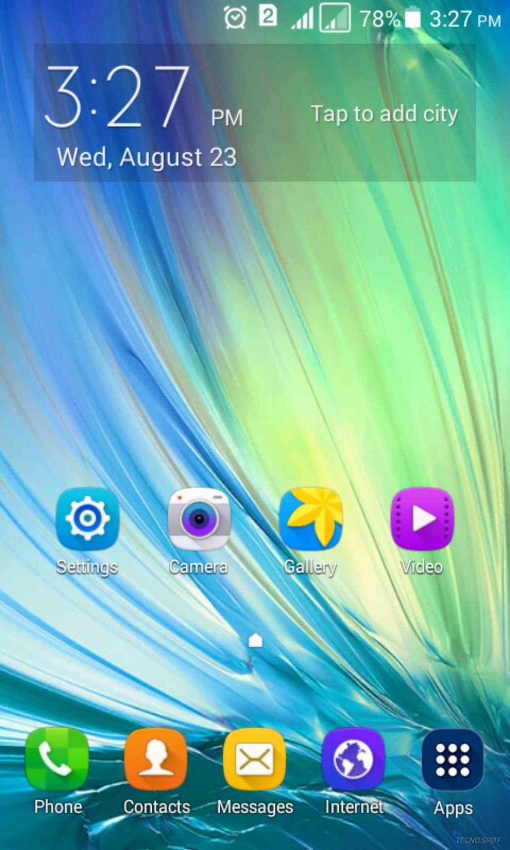 Samsung Galaxy j3 ver (5 1 1) Custom rom for Tecno Y2