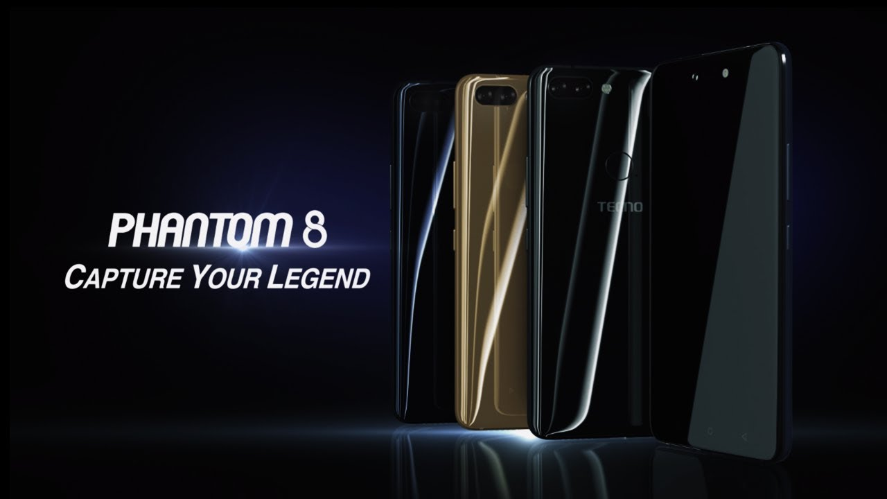 A LOOK AT THE INCREDIBLE CAMERA FEATURES OF THE TECNO PHANTOM 8  AN