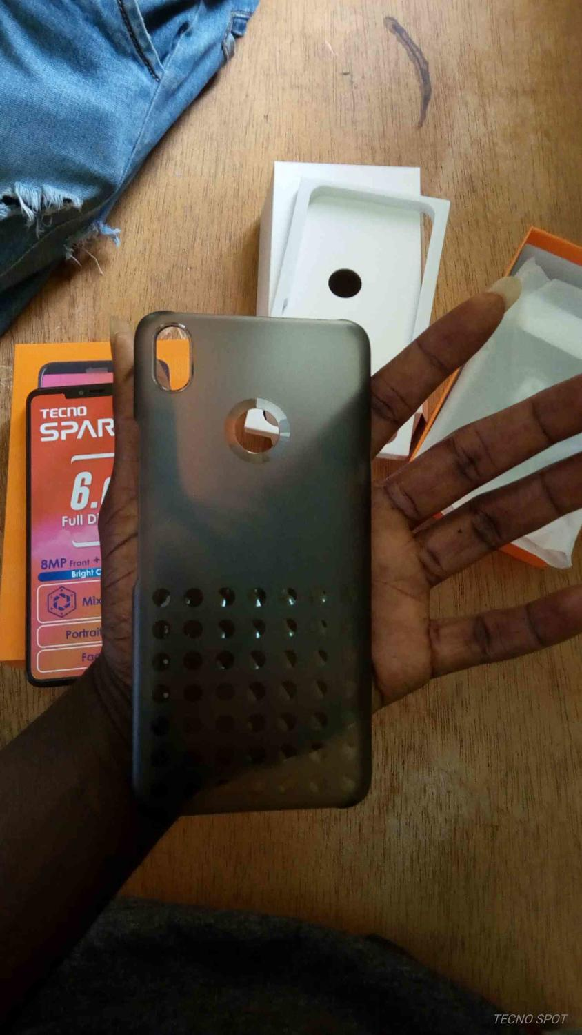 Ambient Light Sensor >> TECNO SPARK 2 UNBOXING AND FIRST IMPRESSION. - TECNO MOBILE COMMUNITY OFFICIAL FORUM