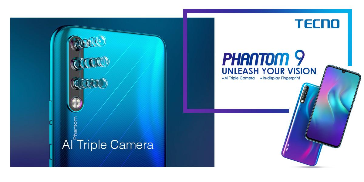 Image result for Tecno Phantom 9 128GB 6GB RAM